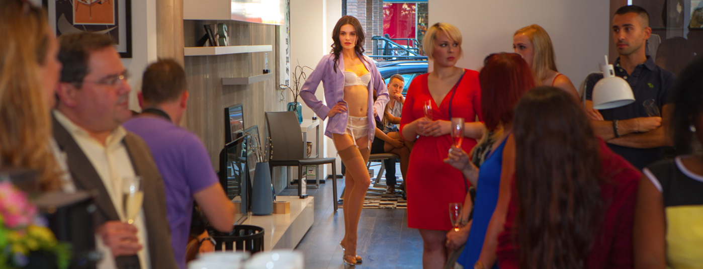 Dolci Follie Lingerie & Swimwear Catwalk