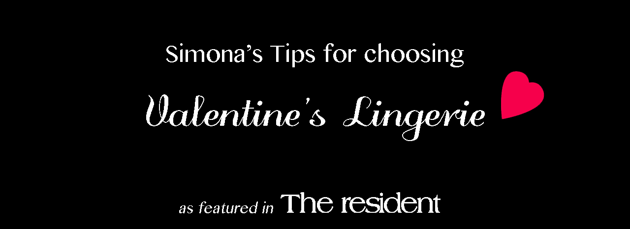 valentines lingerie buying guide