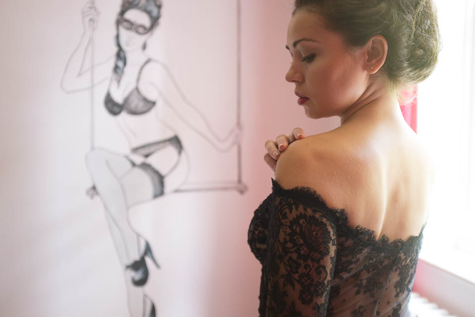 Dolci Follie Boudoir Photography