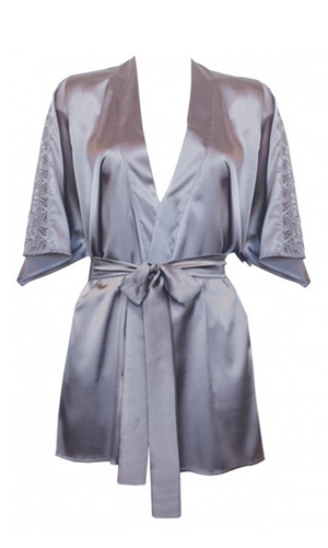 Heiress Silk Robe by Fleur of England