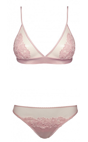 Blush bra & Brief