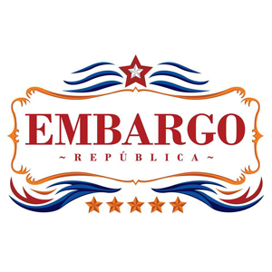 Embargo republica london logo