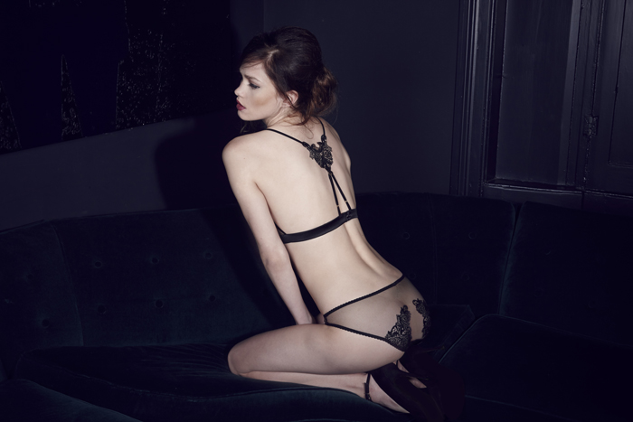 After Dark Boudoir Bra & Briefs