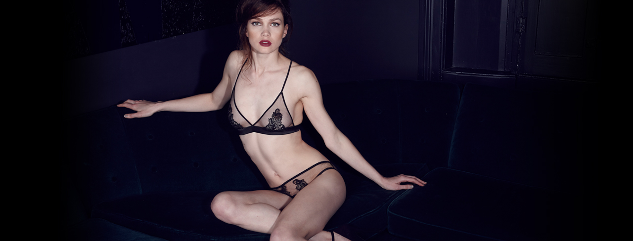 Fleur of England After Dark Lingerie
